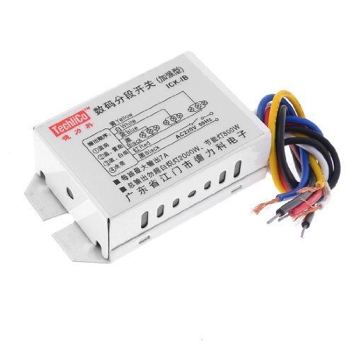 Interruptor de Control de Luz eDealMax - - Amazon.com