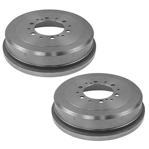 Rear Brake Drum Pair Set for Toyota 4Runner T100 Tacoma Tundra Pickup