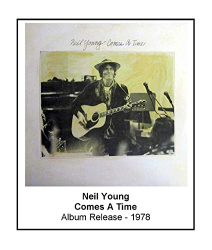 Neil Young Comes A Time 1978 Album Cover 3