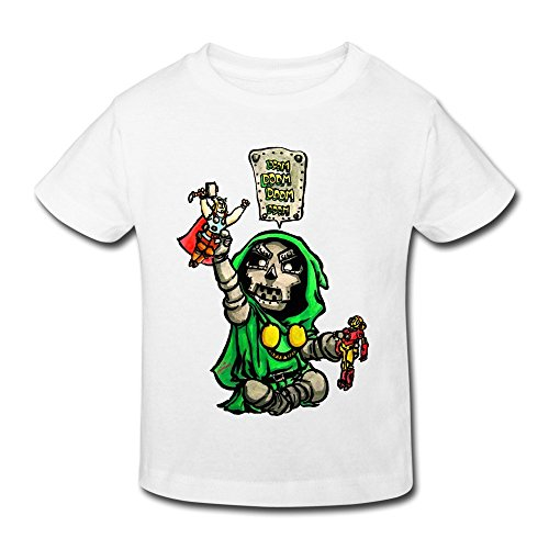 Doctor+Doom+shirts Products : Doctor Doom Comics Toddler T Shirt Printing Summer