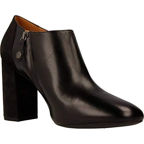 GEOX Botas Para Mujer, Color Negro, Marca, Modelo Botas Para Mujer D Audalies High Negro Negro