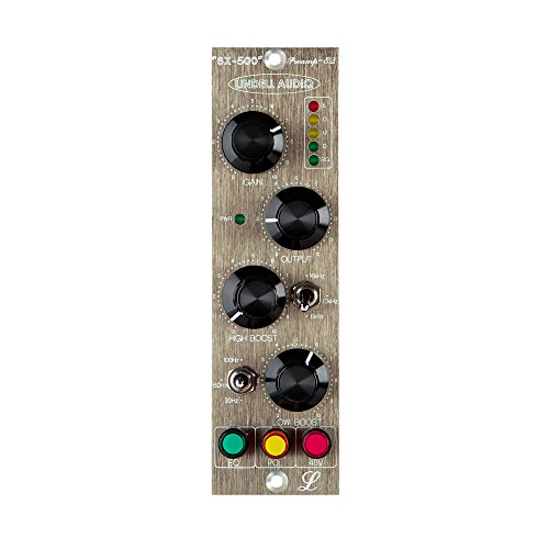 Lindell Audio 6X-500 500-Series Microphone Preamp and EQ by Lindell Audio