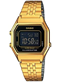 bcfd91fb1c19 reloj casio dorado amazon