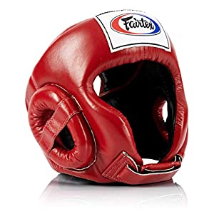 Well-Being-Matters 41pPdElPS1L._SS300_ Fairtex HG6 Muay Thai Boxing Competition Headguard