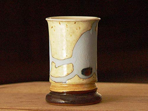 Small Pottery Mug - Clay Tumbler - Ceramic Shot Glass - Unique Drinking Mug - Brandy - Sake Glass - Art and Crafts - Artisan Pottery from DankoHandmade