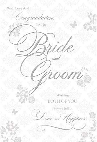 Tarjeta de felicitación (GR-438032) - Día de la boda ...