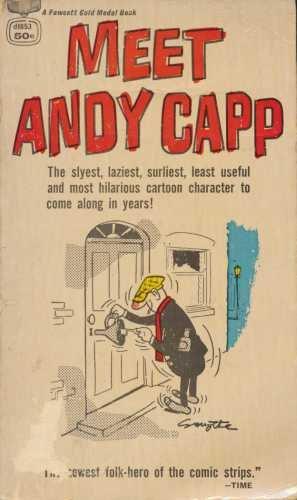Meet Andy Capp, (A Fawcett gold medal book)