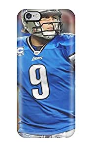 New Premium Flip Detroit Lions Skin Case For Iphone 6 4.7Inch Cover