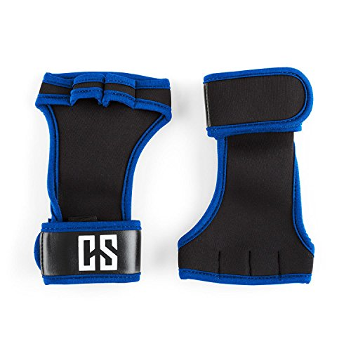 Capital Sports Palm Pro gewichthefhandschoenen gewichtheffen fitness handschoenen polssteun (bescherming tegen slipvaste…