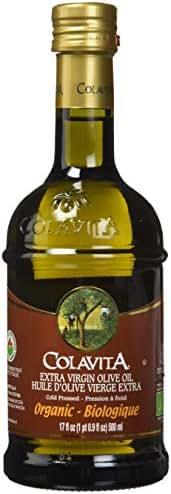 Olive Oil: Colavita Organic Extra Virgin Olive Oil