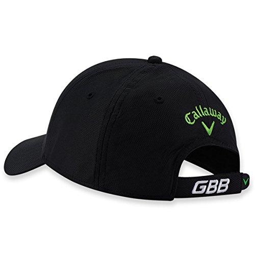 Hombre U Béisbol Callaway para Negro Gorra de 5217536 wxvwqZAaf