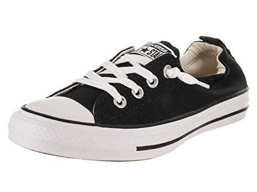 Converse Women's Chuck Taylor All Star Shoreline Sneaker Black Deal (Large Image)