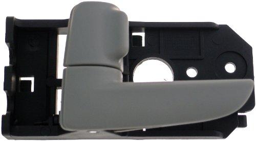 (Dorman 83541 Front / Rear Driver Side Interior Door Handle for Select Kia Models, Light)