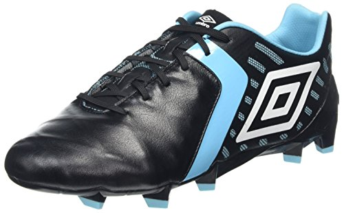 de Umbro Homme II Bluefish Medus Noir Pro HG Black Football White Chaussures wZZTOXrq