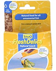 Tetra Freshdelica Brine Shrimps Fish Food 48 g