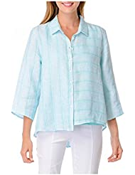 Habitat Clothes Diagonal Hem Shirt