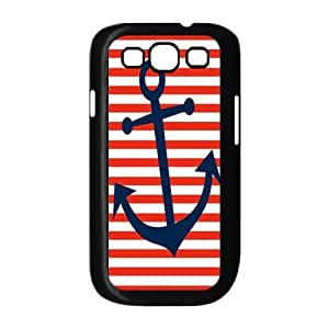 Custom Anchor Back Cover Case for SamSung Galaxy S3 I9300 JNS3-480
