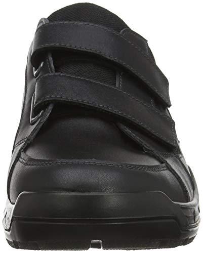 Ricosta 090 Top Sneakers Low Boys' Hendrik Schwarz xtr0RYrqTw