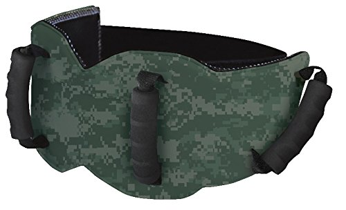 Grip-n-Ride Solid unisex-adult Passenger Safety Belt (Camouflage,Standard: 28'' to 54'') by Grip-n-Ride