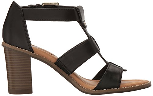 Scholl's Proud Dr Black Gladiator Shoes Sandal Women's dqwwaO68