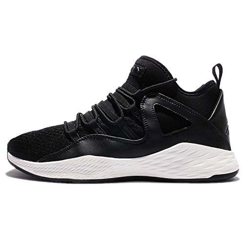 Jordan Nike Herren Formel 23 Basketballschuh Schwarz