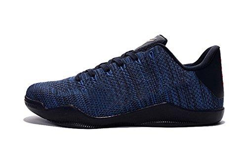 Price comparison product image 2016 Men's XI Sports Shoes - Basketball Deep Blue / Silver Size: 7.5 D(M) US