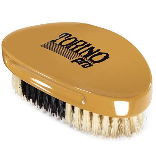 Torino Pro Wave Brush #120 by Brush King - 7 Row, Medium