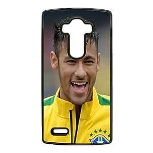 LG G4 Cell Phone Case Black Neymar Plastic Durable Cover Cases swxc5067783