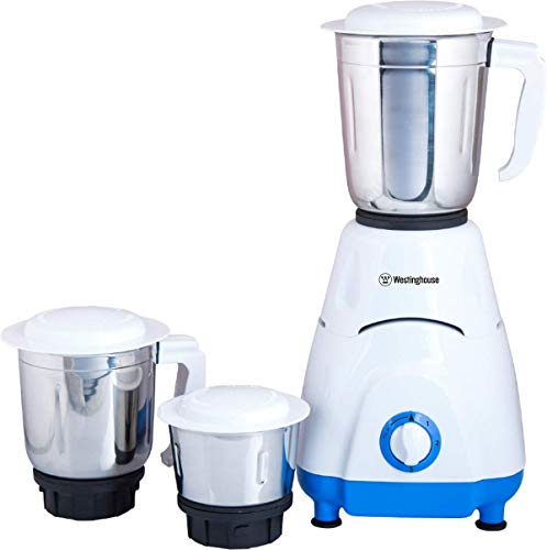 Westinghouse MG55W3A-DH Mixer grinder-550W with 3 Jars