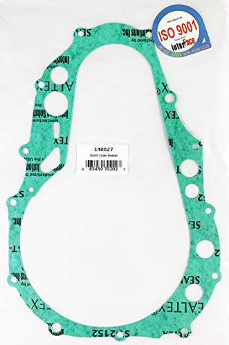 TopendGaskets brand Clutch Cover Gasket Replacement for SUZUKI QUADSPORT Z400 (LT-Z 400) KAWASAKI KFX 400 ARCTIC CAT DVX 400