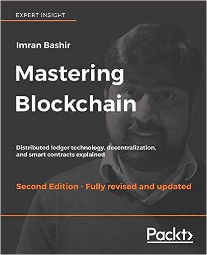 Mastering Blockchain