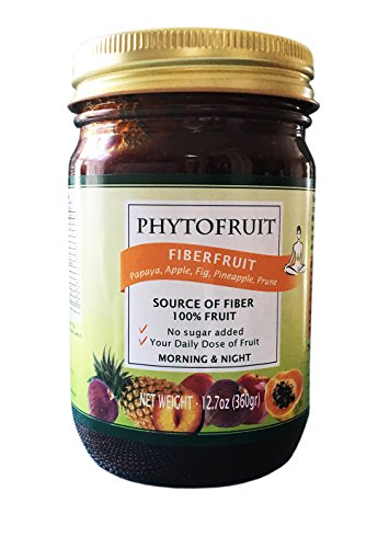Fiberfruit Night & Morning Fruit Mix, 12.7 Ounce (Pack Of 12) by Phytofruit