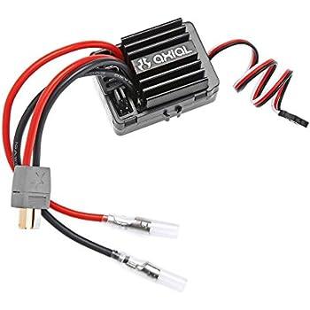 Hobbywing Electronic Wing 30112750 Quicrun Wp1080 Waterproof Rock