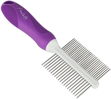 Double Sided Pet Grooming Massaging Animals