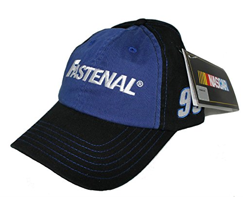 Nascar Fastenal Number 99 Carl Edwards Fan Apperal Baseball Hat