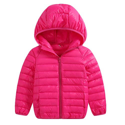 Quilted Girls Jacket - 6
