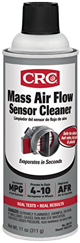 - CRC 05110 Mass Air Flow Sensor Cleaner - 11 Wt Oz.
