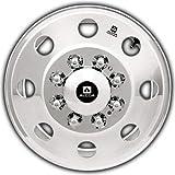 Ford Alcoa 16'' x 6'' E350 / E450 Polished Front Aluminum Wheel (160281)