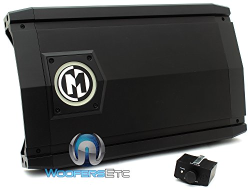 16-MCX1.1100 - Memphis Monoblock 1100W RMS 2200W Max Class D MClass Amplifier