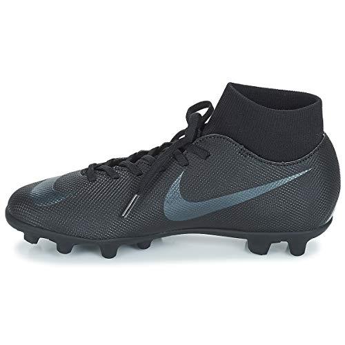 Negro 6 De mg black Fg Adulto Club 001 Fútbol Zapatillas Superfly black Unisex Nike q5CvZU