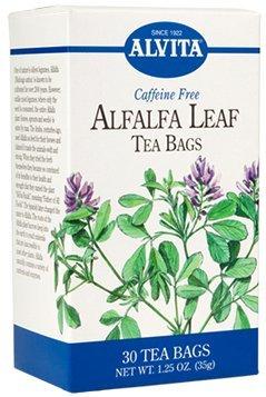 Amazon.com: Alvita Alfalfa 30 bolsas de té de hojas: Health ...