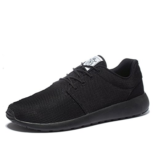 Adi Mens Breathable Comfortable Lace-Up Running Shoes,Walk,Beach Aqua,Outdoor,Exercise,Athletic Sneakers EU45 - Outdoor Shoes