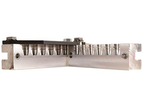 """LEE PRECISION 90697, 6 Cavity Bullet Mold, 45 ACP, 45 Auto Rim, 45 Colt (Long Colt) (.452"""" Diameter), 200 Grains, Flat Nose"""