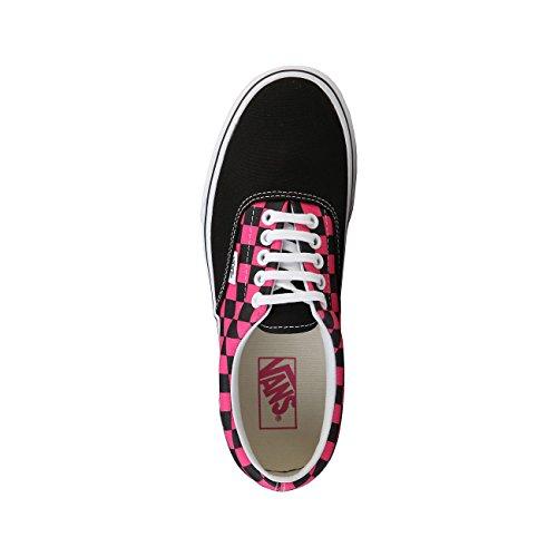 Vans Herren Era Unisex Sneakers Schwarz (Black)