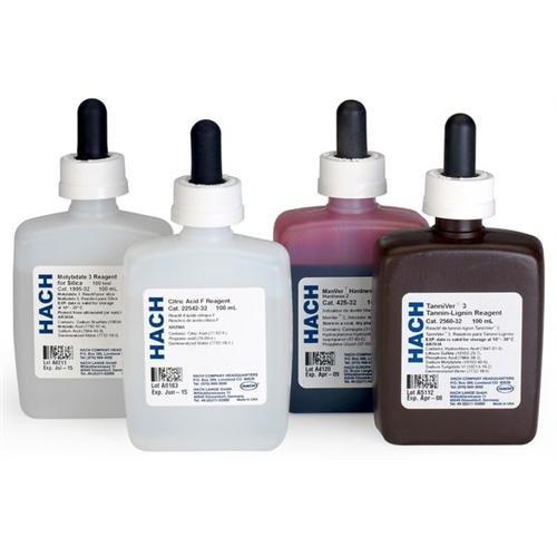 Hach 2329332 Wide Range pH Indicator Solution, 100 mL MDB