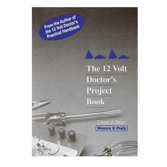 WEEMS & PLATH 12 Volt Doctor's Project Book