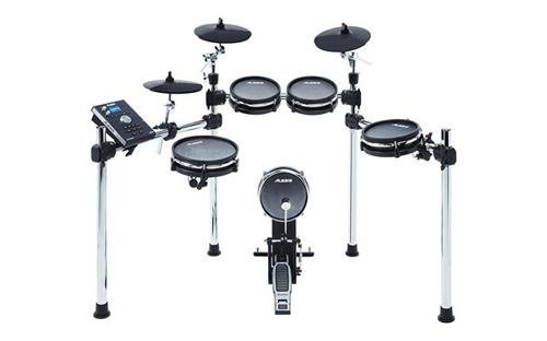 Alesis Command Mesh Kit | Eight-Piece Electronic Drum Kit with Mesh Heads [並行輸入品] B07BRN8QJZ