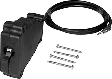 amazon com t h marine supply 50 amp trolling motor circuit breakert h marine supply 50 amp trolling motor circuit breaker kit