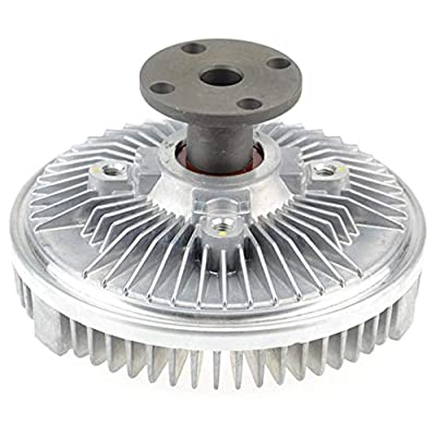 Cooling Fan Clutch for Jeep Grand Cherokee ZJ 1993-1998 I6 4.0L: Automotive