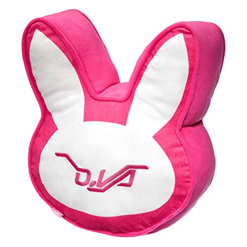 Official Overwatch D.Va Plush Pillow Toy from Blizzard Entertainment - 14'' Dva Plushie